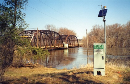 Stream Gage - Photo Credit: usgs.gov