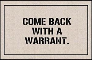 Warrant Sign, Photo Credit: 24hourbrowardbailbonds.com