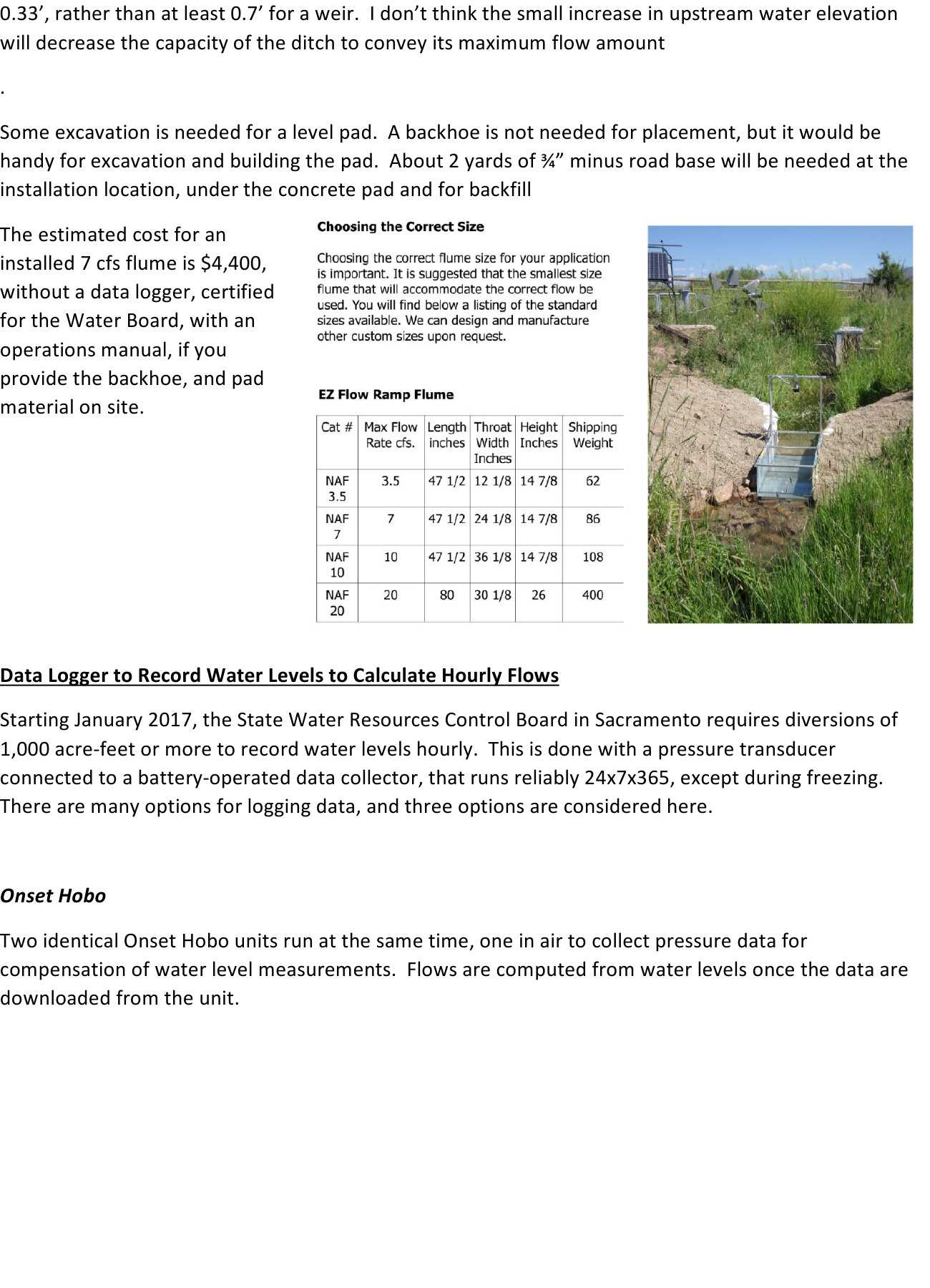 Measure To Manage All Water Rights